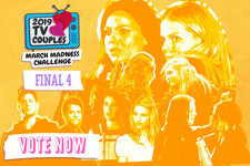 Vote In The Final 4 Round Of TV Couples March Madness Challenge