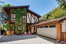 Peek Inside Cher's $2.1 Million Beverly Hills Tudor Cottage