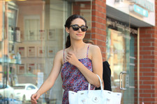 Look of the Day: Emmy Rossum's Summer Street Style