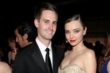 Victoria's Secret Model Miranda Kerr Has Married Snapchat Founder Evan Spiegel