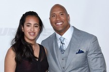Dwayne 'The Rock' Johnson Takes 15-Year-Old Daughter Simone as Date to People's Choice Awards 2017