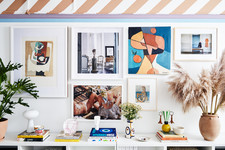 How Two Designer Best Friends Made Their Office A Stylish Shoppable Space