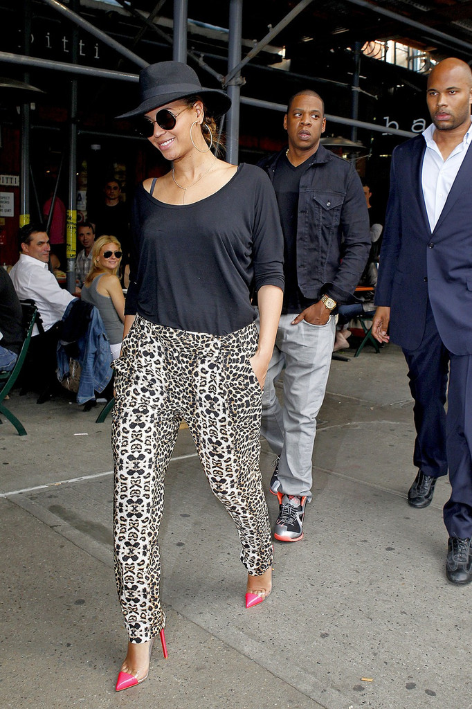 2012 The Style Evolution Of Beyonce Knowles Livingly