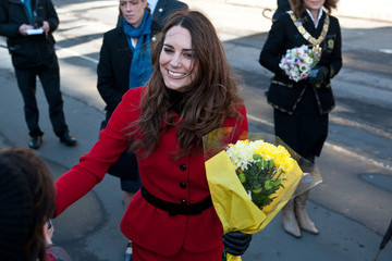 Kate Middleton Will Not Wed in Alexander McQueen