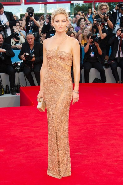 Kate In Atelier Versace At The Venice Film Festival, 2012