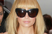 Nicole Richie arriving at the Rockefeller Center in New York City for an appearance on the