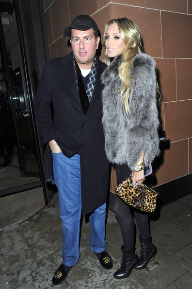 Petra Ecclestone and James Stunt - 2011