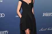 Rosie Huntington-Whiteley Little Black Dress