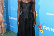 Lupita Nyong'o Corset Dress