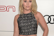 Lindsey Vonn Crop Top