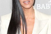 Kourtney Kardashian Side Sweep