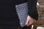 Catt Sadler Printed Clutch