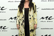 Demi Lovato Evening Coat