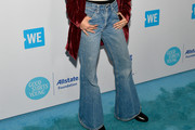 Nicole Richie Flare Jeans