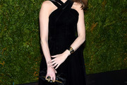 Stephanie Seymour Little Black Dress