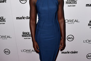 Lupita Nyong'o Form-Fitting Dress