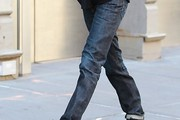 Andrew Garfield Classic Jeans