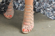 Hilary Duff Strappy Sandals