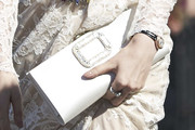 Fan Bingbing Gemstone Inlaid Clutch