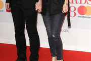 Courteney Cox Ripped Jeans