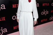 Tilda Swinton Midi Dress