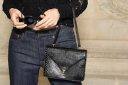 Eva Herzigova Leather Purse