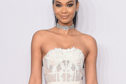Chanel Iman Corset Top