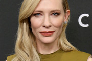 Cate Blanchett Long Wavy Cut