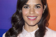 America Ferrera Long Wavy Cut