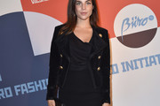 Julia Restoin-Roitfeld Fitted Jacket