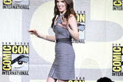 Anna Kendrick Bandage Dress