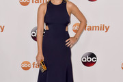Emily Osment Cutout Dress