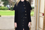 Lauren Santo Domingo Wool Coat