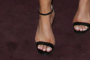 Ali Fedotowsky Strappy Sandals