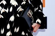 Meryl Streep Leather Clutch