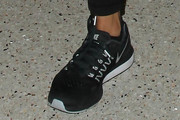 Eva Longoria Running Shoes