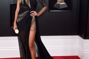 Giuliana Rancic Fishtail Dress