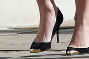 Princess Eugenie Evening Pumps
