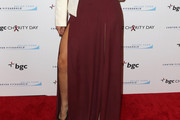 AnnaLynne McCord Long Skirt