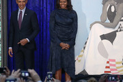 Michelle Obama Cocktail Dress