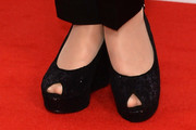 Kim Cattrall Wedges