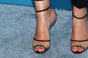 Leighton Meester Peep Toe Pumps