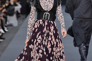 Bianca Balti Print Dress