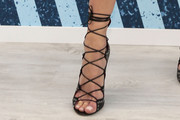 Bar Refaeli Gladiator Heels