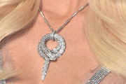 Poppy Delevingne Diamond Pendant