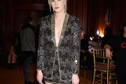 Ireland Baldwin Skirt Suit