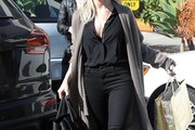 Julianne Hough Shawl-Collar Cardigan