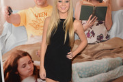 Ava Sambora Little Black Dress