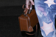 Lady Gaga Leather Purse