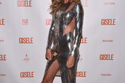 Gisele Bundchen Cutout Dress